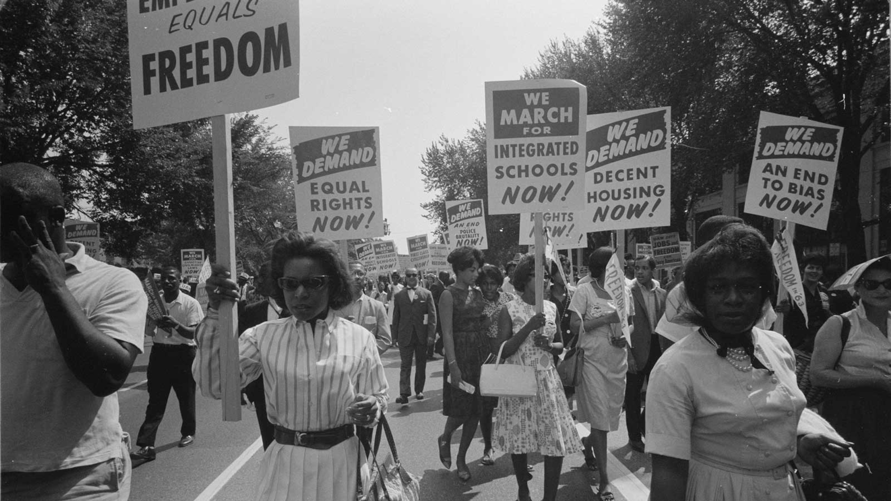 Never Forget Black History: 7 Black Americans Express Their Rage In The 1960s