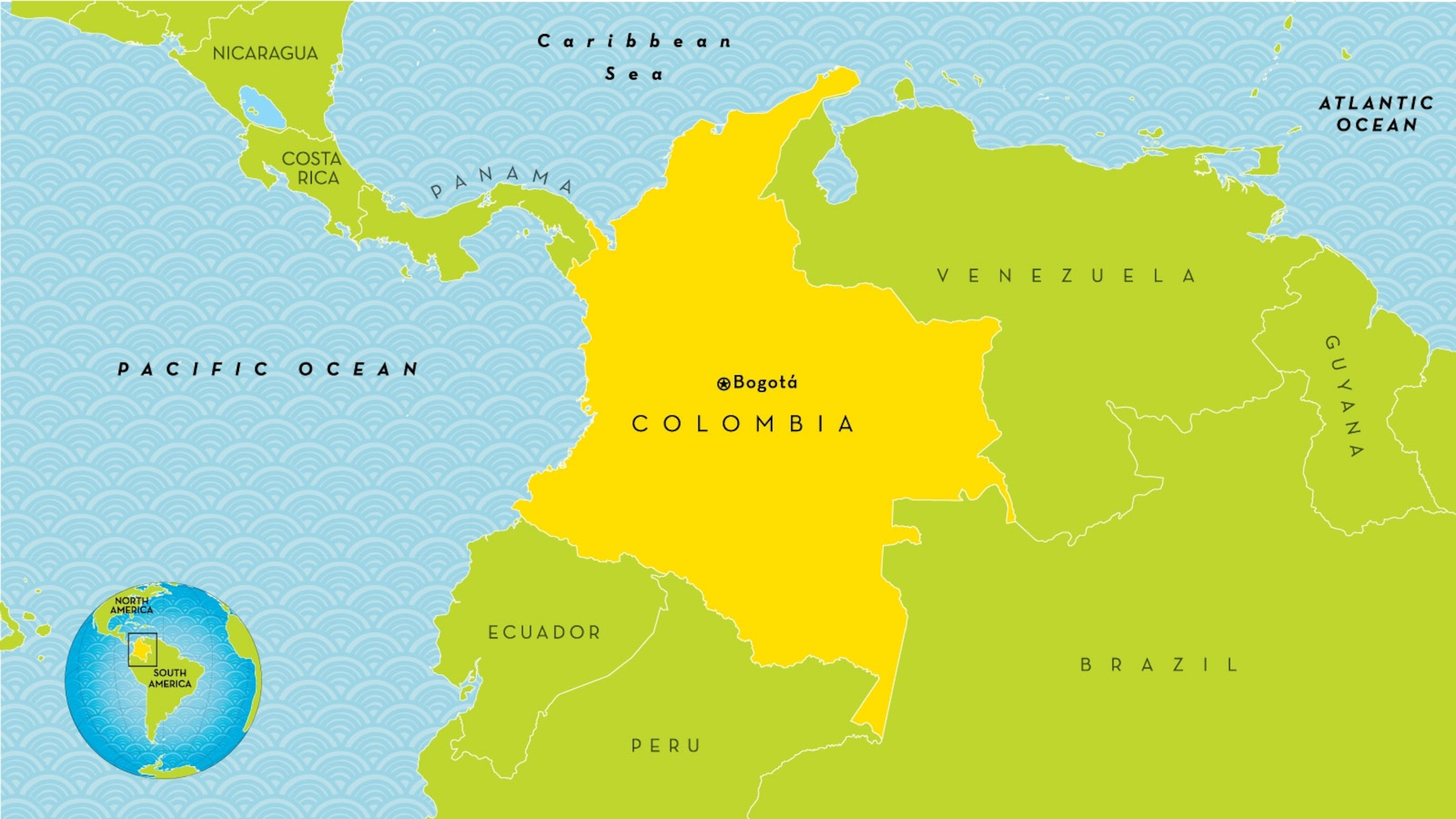 Colombia Country Profile National Geographic Kids