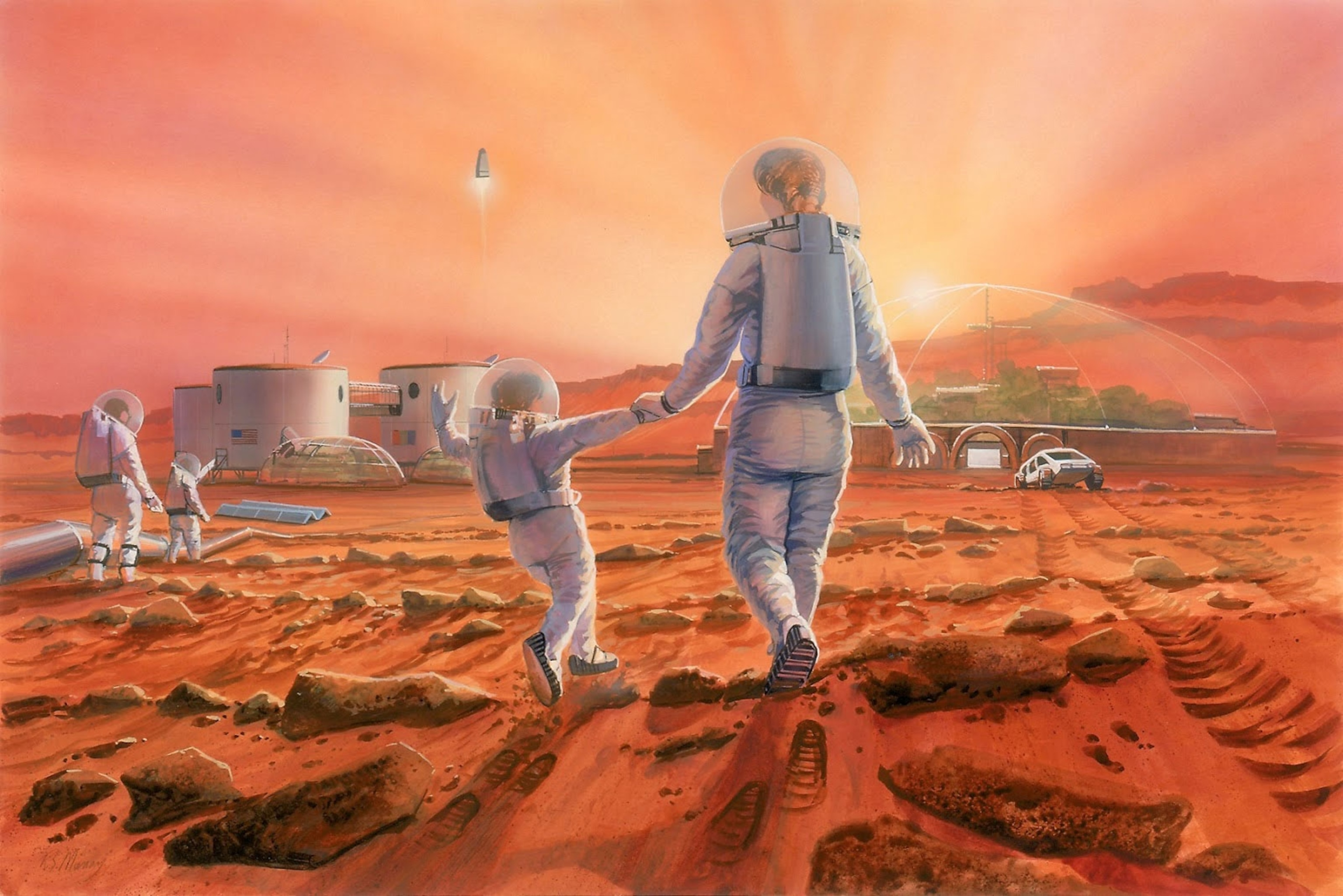 What science says about having babies in space