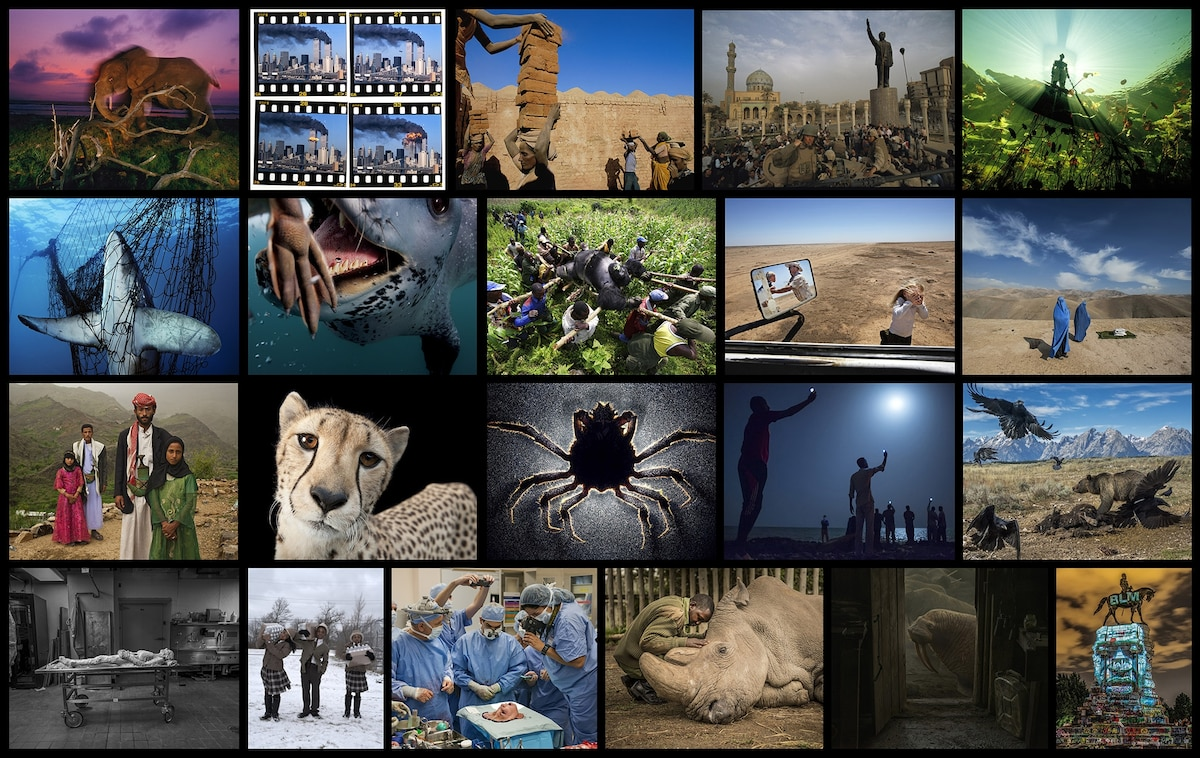 Nat Geo's 21 most compelling images of the 21st century
