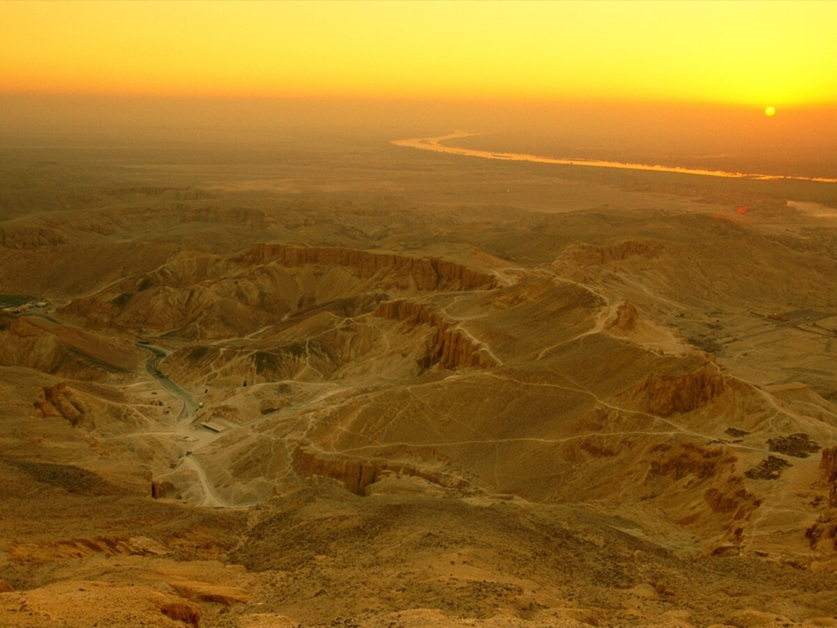 Egypt's Valley of the Kings Provides a Window to the Past