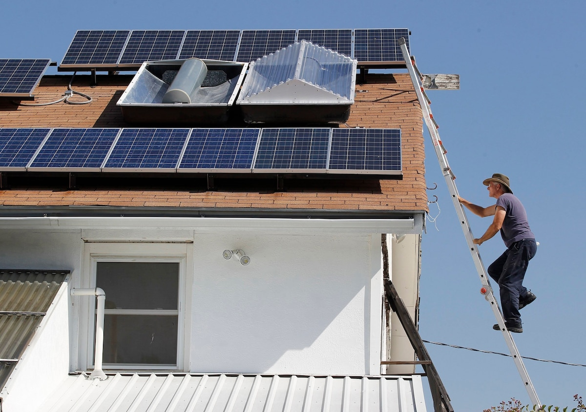 Could solar panels and batteries on your home help prevent the next grid disaster?