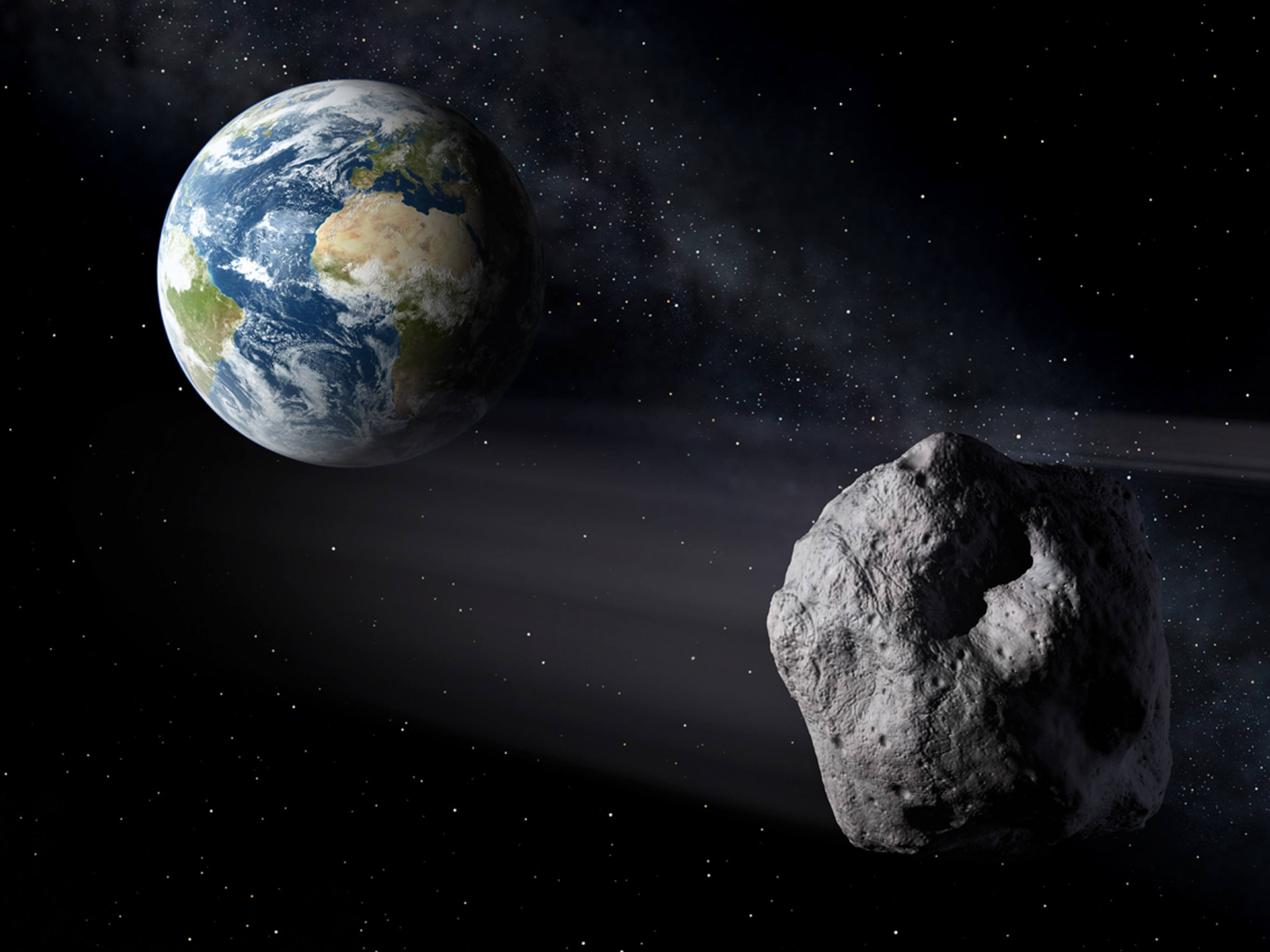 Asteroid to Make Closest Flyby in History