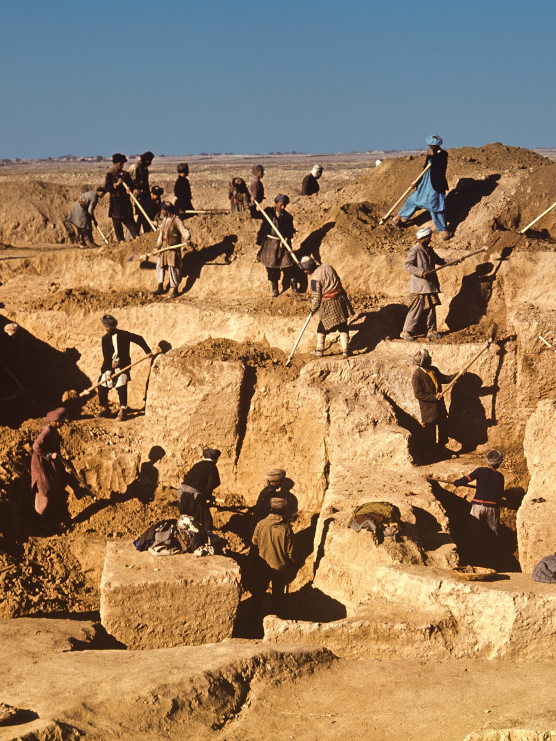 Inside the Quest to Save Afghanistan's Bactrian Gold