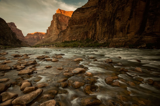 Even the Bottom of the Grand Canyon is Now Contaminated