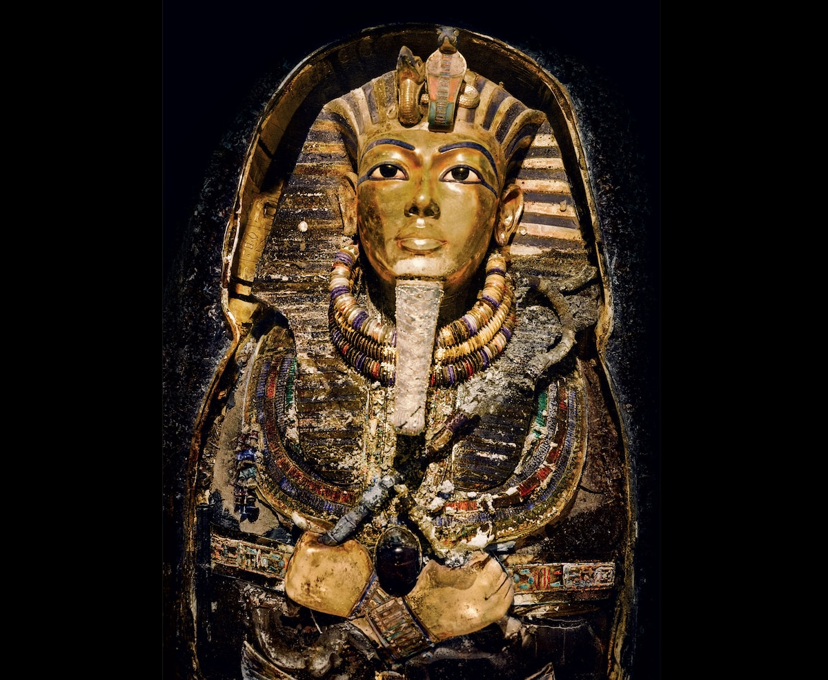 How Howard Carter almost missed finding King Tut's tomb