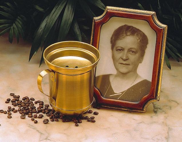 Melitta Bentz, inventor of coffee filter