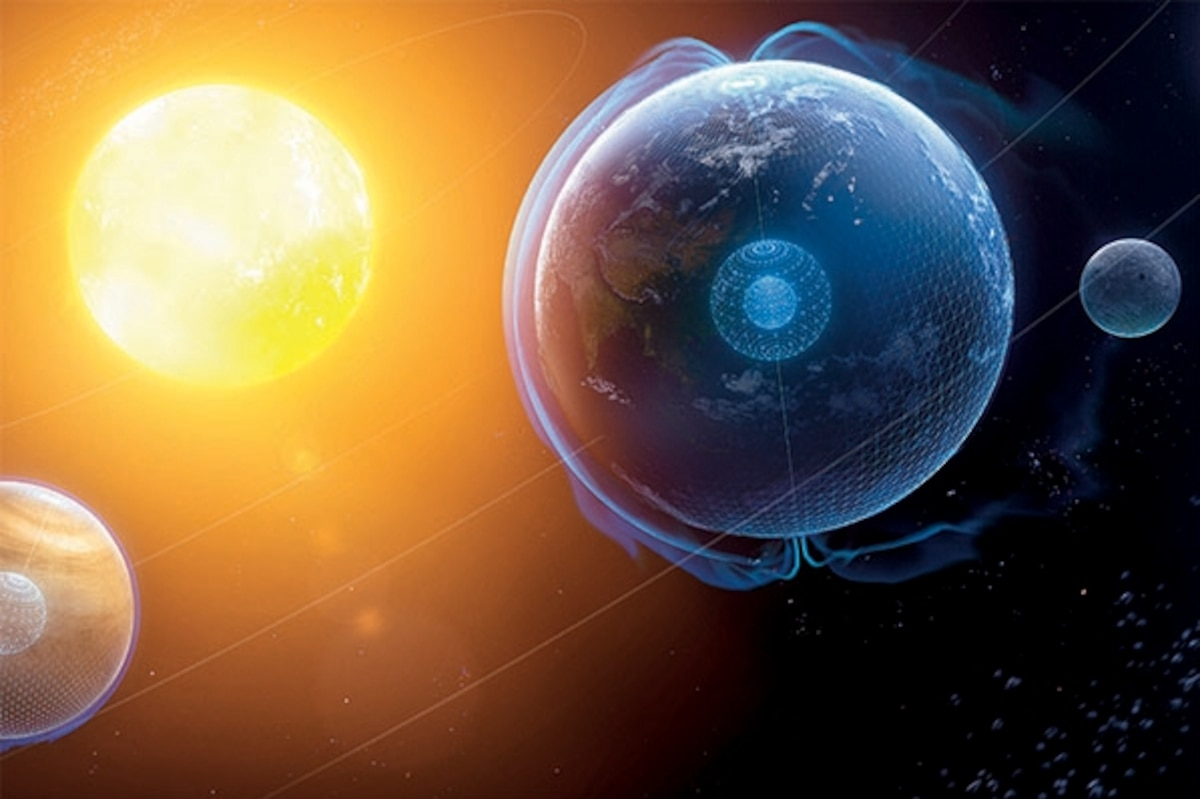 Six Things That Make Life on Earth Possible