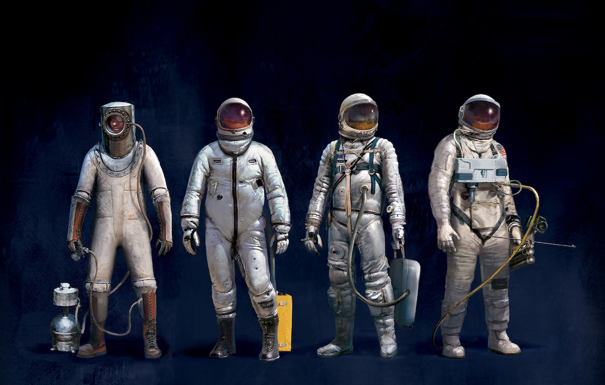 How space suits have evolved to keep astronauts safe