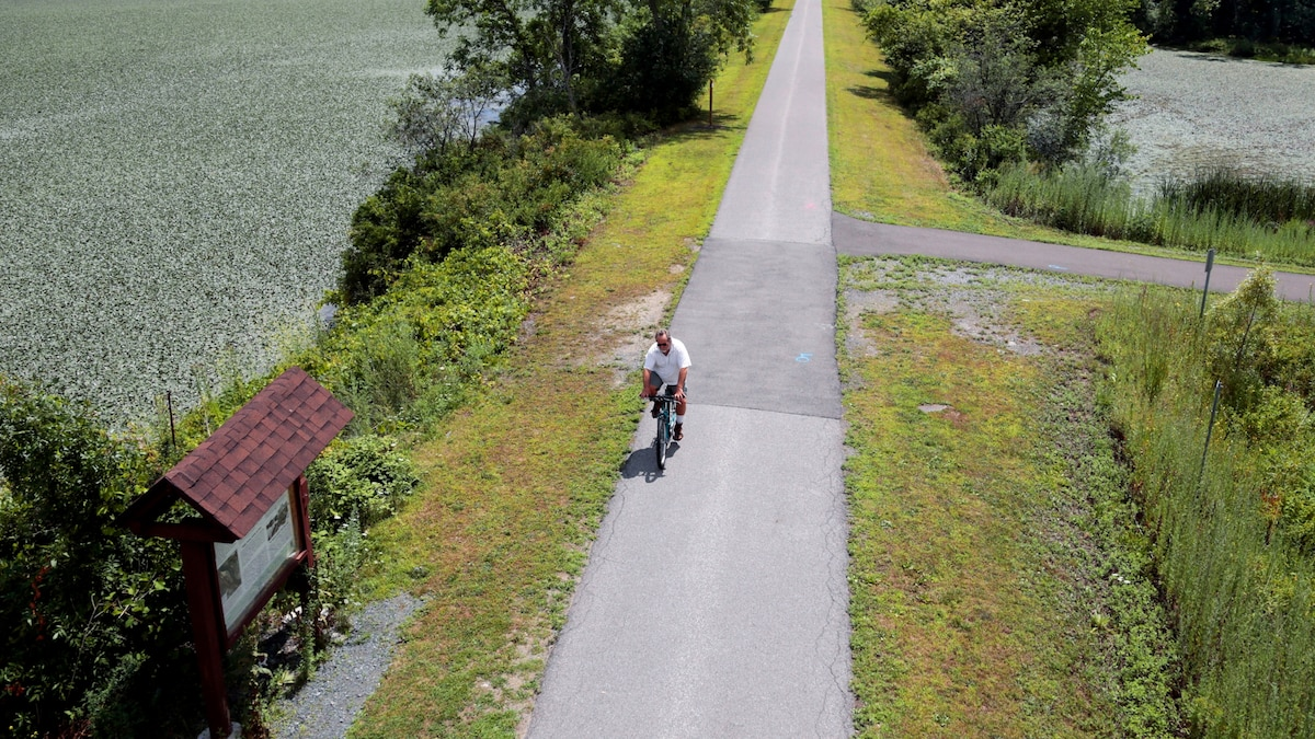 This New York State rail trail isn't just epic—it's also accessible