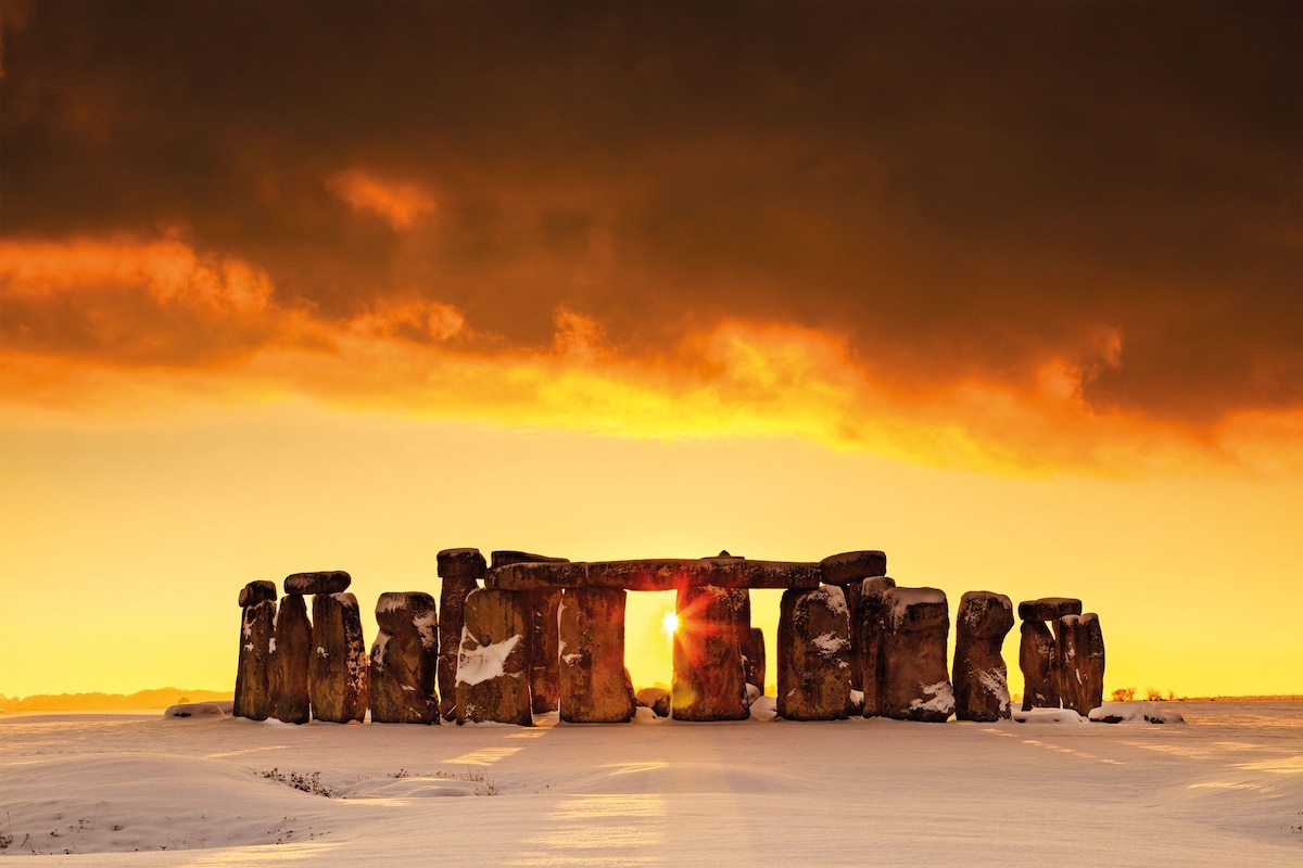 Stonehenge was part of a multi-monument complex. Here's how it fit together