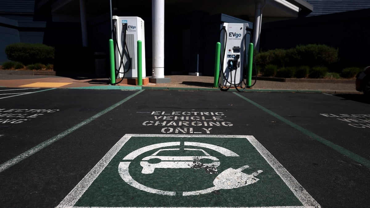 Has the electric car's moment arrived at last?