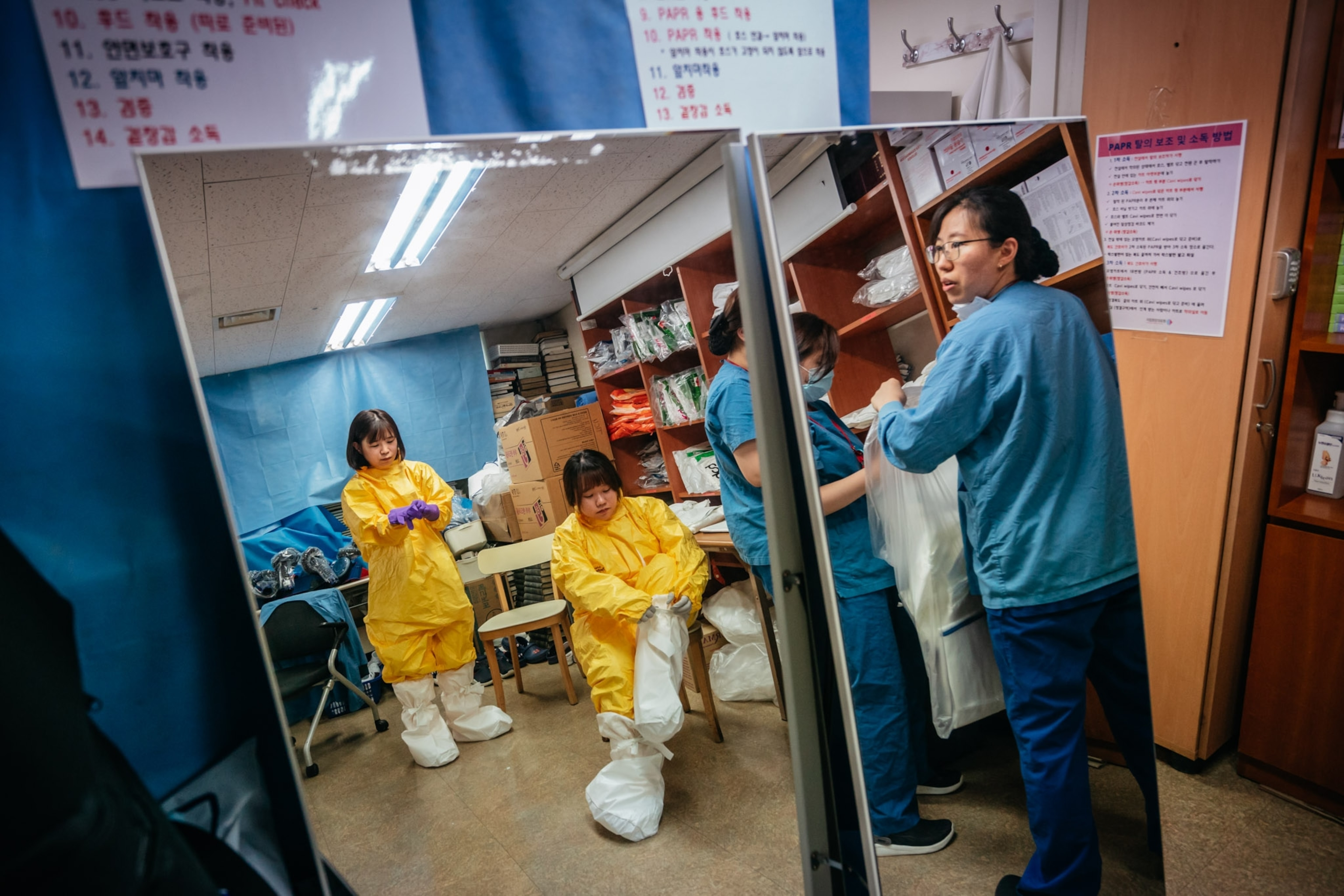 How South Korea Prevented A Coronavirus Disaster And Why The Battle Isn T Over