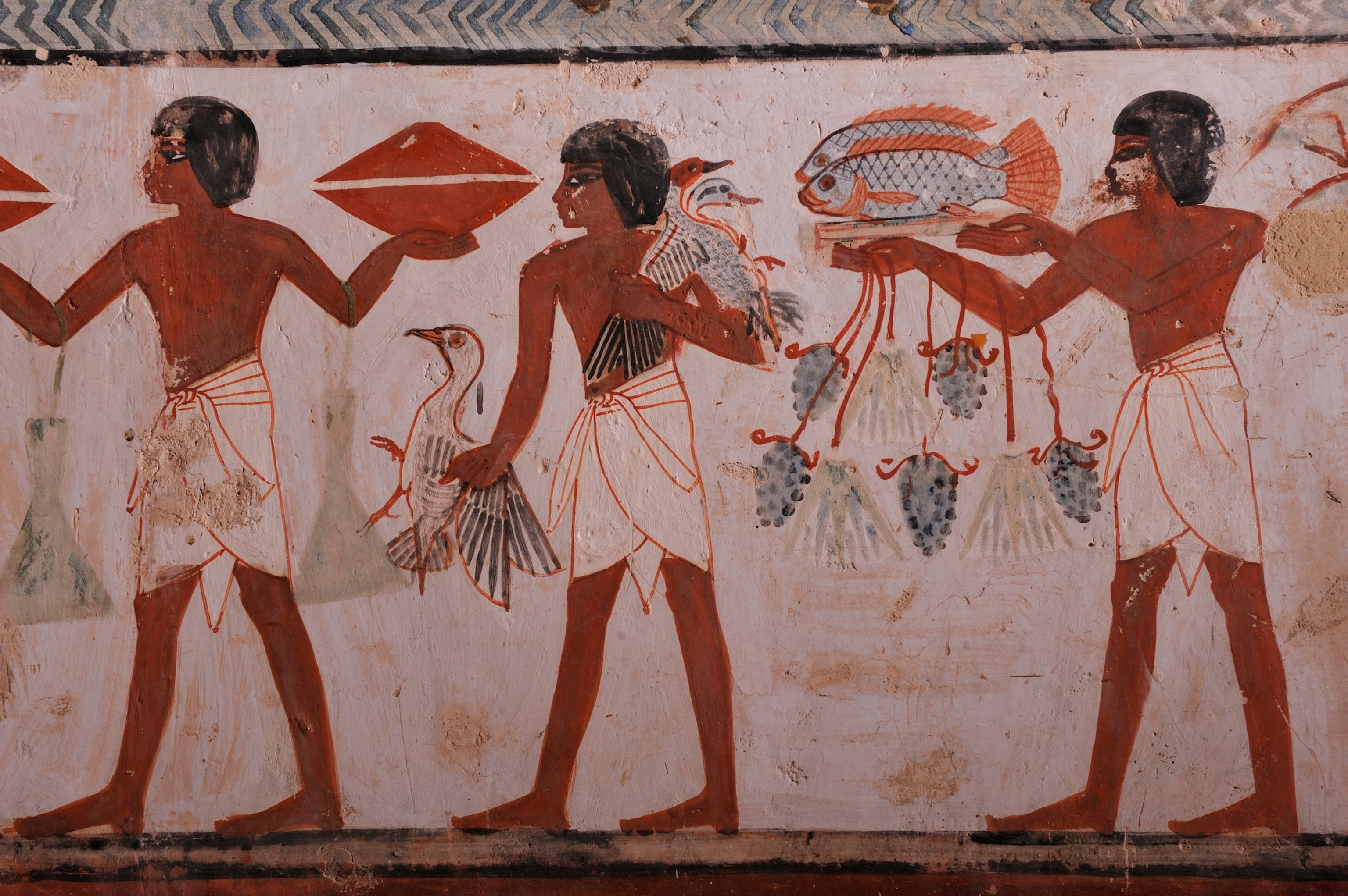 Packing Food for the Hereafter in Ancient Egypt