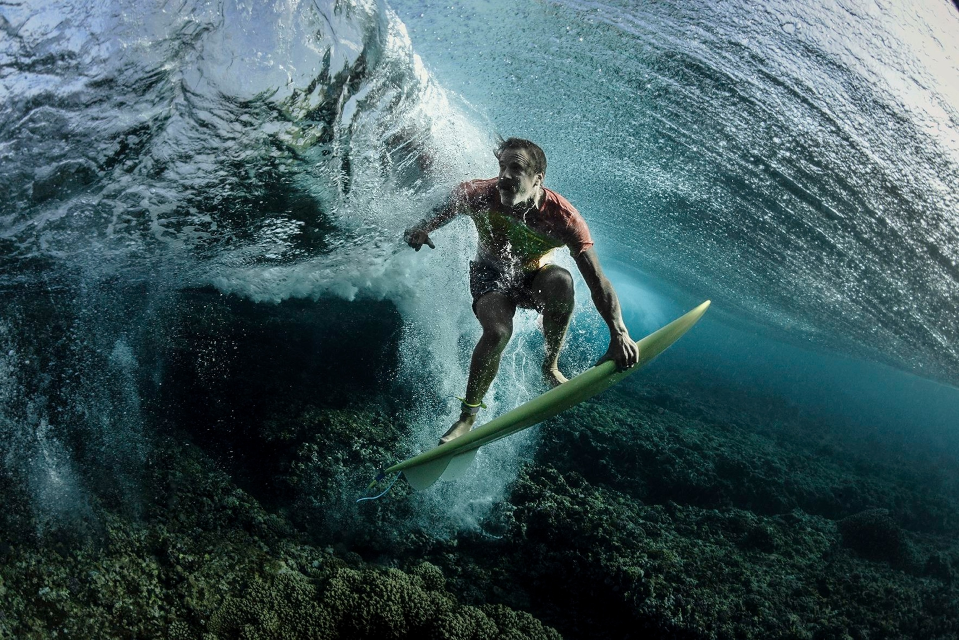 Underwater Surfer Image | National Geographic Your Shot Photo of the Day