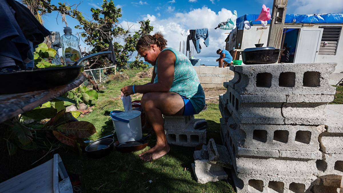 Months After Hurricane Maria, Puerto Rico Still Struggling