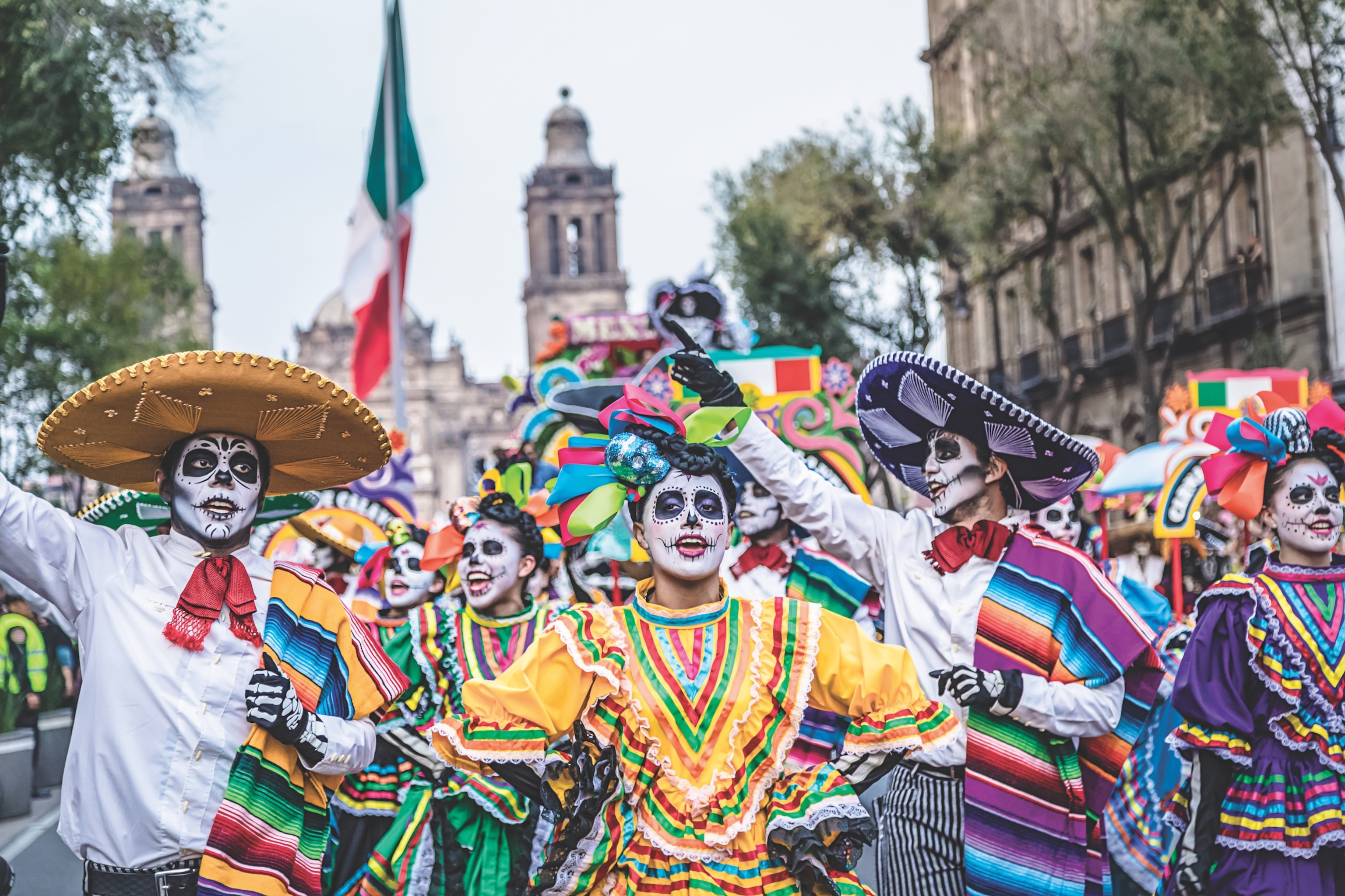 """11 Places To Visit During Mexico's """"Day of the Dead"""" Celebration"""