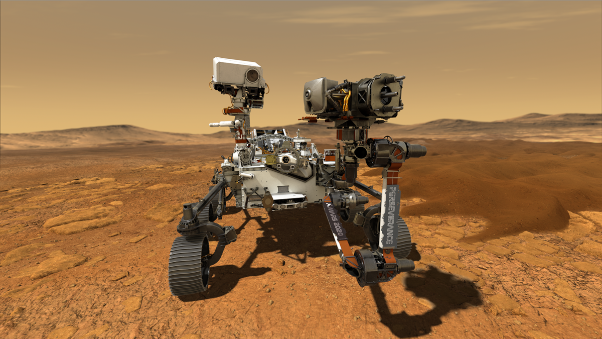 Experience searching for ancient signs of life on Mars