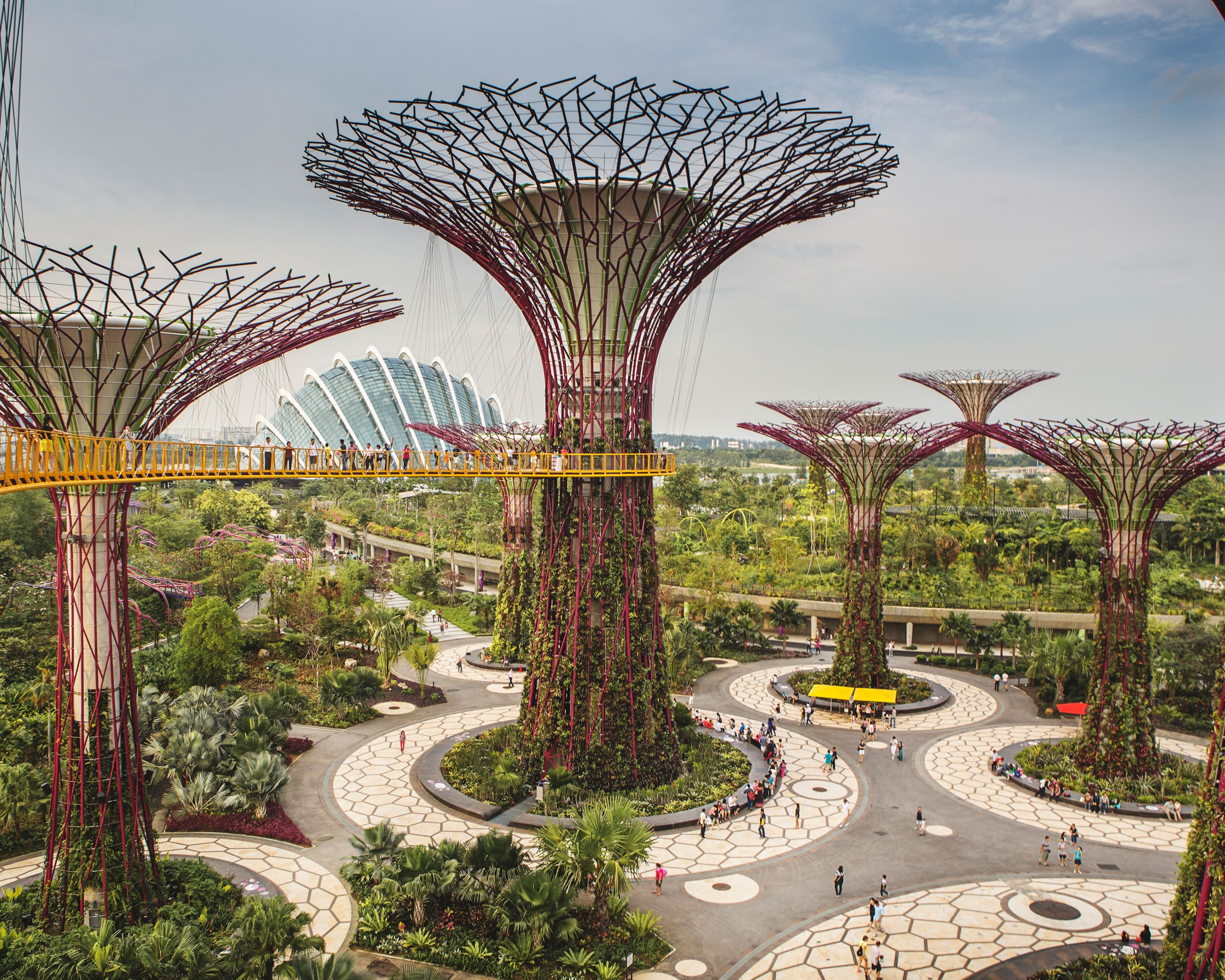 Singapore Aims To Be The World S Greenest City