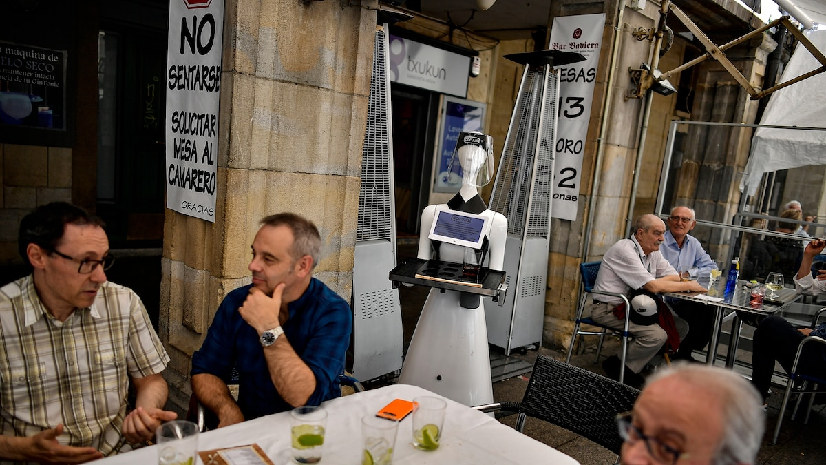 How the pandemic has been good for robots