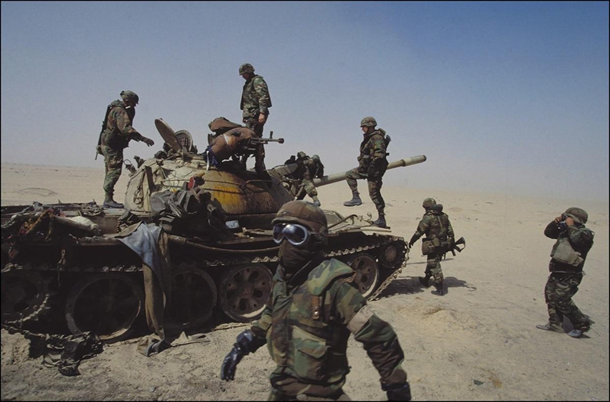 The untold story of the world's fiercest tank battle