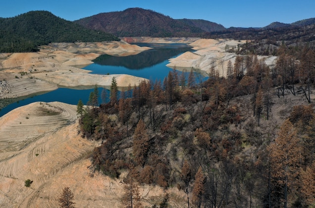 'Megadrought' persists in western U.S., as another extremely dry year develops