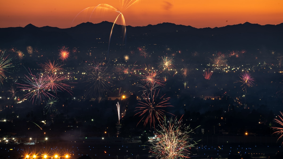 The toll of July Fourth fireworks