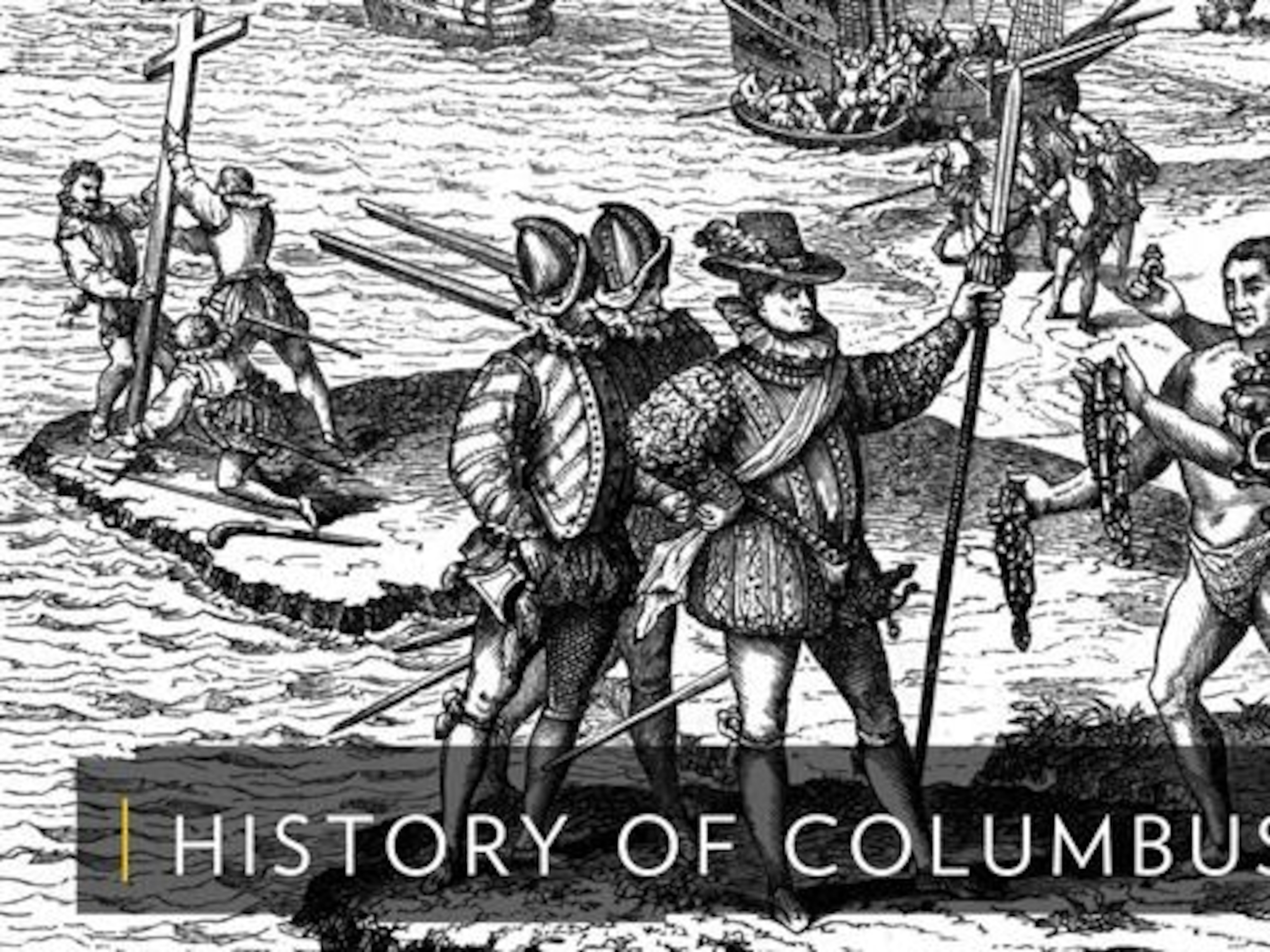Christopher Columbus Day and Indigenous People's Day 2018