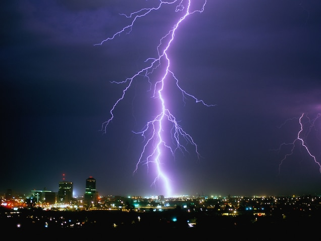 Lightning Facts and Information