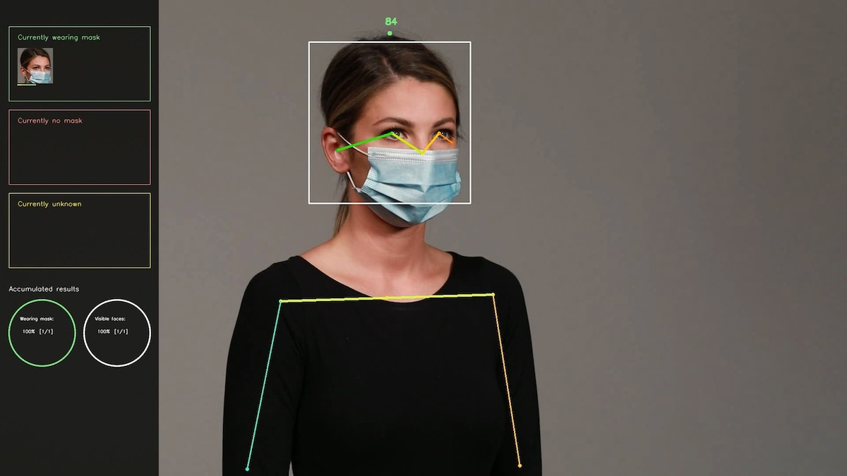 Face-mask recognition has arrived—for better or worse