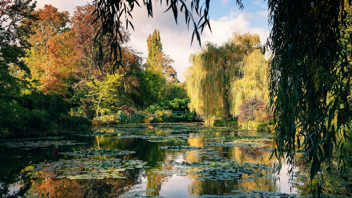 Step into an Impressionist painting in France